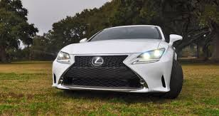 lexus rc 300 f sport review rc350 f sport rwd ultra white full review w videos and 200