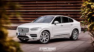 volvo suv volvo xc90 rendered as a coupe suv could this become a thing