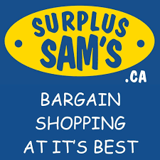 surplus sams electronics 7435 lowland drive burnaby bc