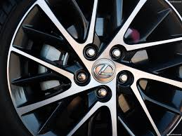 lexus wheels size lexus es 2016 picture 53 of 56