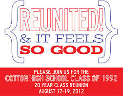 high school class reunion invitations items similar to reunited and it feels so high school reunion