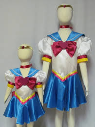 halloween child sailor chibi chibi moon cosplay costume size