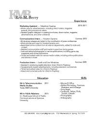 resume header resume berry gra617