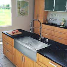 Vigo Kitchen Faucets Vigo Vg15139 All In One 36 Farmhouse Stainless Steel Kitchen Sink