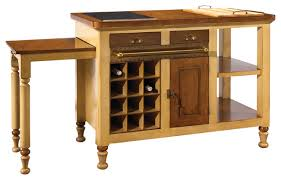 gourmet kitchen island heritage ivory gourmet kitchen island traditional