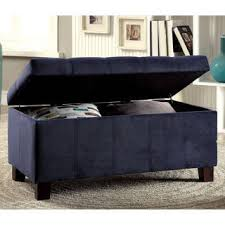 madison park shandra sand tufted top storage bench free shipping