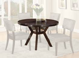 Round Espresso Dining Table Traditional U0026 Classic Dining Tables Glass Top Dining Tables