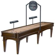 Antique Shuffleboard Table For Sale Costco Brunswick 16 U0027 Long Gunnison Shuffleboard Table