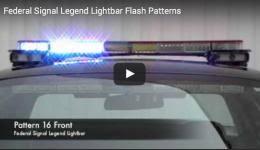 police legend federal signal