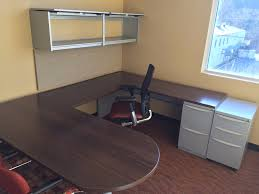 U Shaped Desks The Best Used Office Furniture In Maryland Md Northern Va