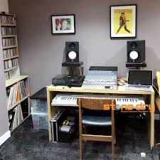Recording Studio Desk Uk by Basement Home Recording Studios Stone Dry Bespoke Basement