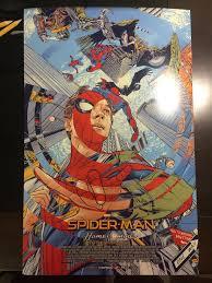 free spider man poster movie spiderman
