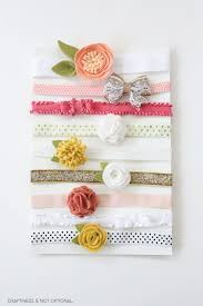 go girl headbands best 25 diy baby headbands ideas on baby headbands