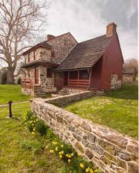 stone houses of eastern pennsylvania old house restoration