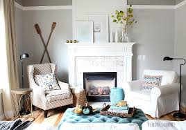 Cozy Up For Fall In The Family Room New Updates The Inspired Room - Cozy family rooms
