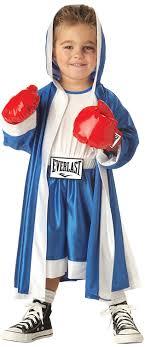 boxer costume california costumes everlast boxer kids costume clothing