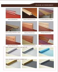 High Density Laminate Flooring 8mm Rubber Wood High Density Best Quality Hdf Mdf Sale China