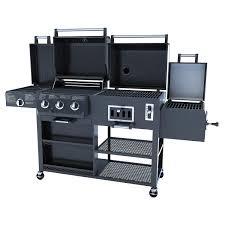 backyard pro grill smoker and gas grill combo u2013 zachsherman me