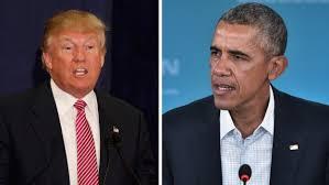 donald trump on president obama u0027s criticism u0027i u0027m obviously his