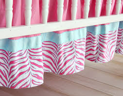 Bright Pink Crib Bedding by Nursery Beddings Pink Purple And Turquoise Baby Bedding Also