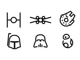 star wars tattoos small the force is with these tiny star wars