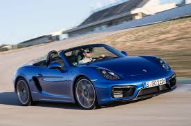 Porsche Boxster 2015 - new 2015 porsche boxster gts fd detail of cars garagespec magazine