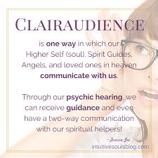 clairaudient experiences it s not all in your