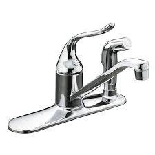 one handle kitchen faucet repair faucet design moen one handle kitchen faucet repair home and