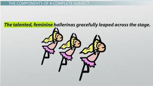 complete subject definition u0026 examples video u0026 lesson