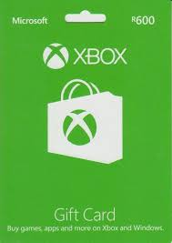 xbox 360 gift card xbox live r600 gift card xbox 360 xbox one