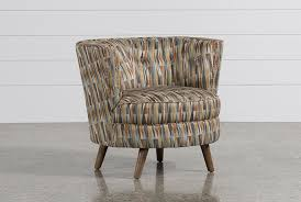 Swivel Bucket Chairs Accent Chairs With Arms U0026 Armless Living Spaces