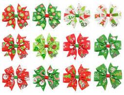 christmas ribbons and bows ribbon christmas tree hair bow online ribbon christmas tree hair