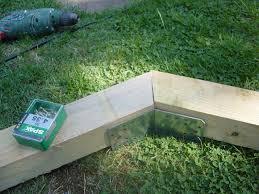 Comment Fabriquer Une Maison En Bois Comment Fabriquer Son Support à Hamac En Bois La Maison Du Sart