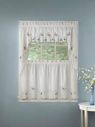 Mexican Kitchen Curtains by Embroidered Curtains