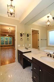 Bathroom Vanity With Makeup Counter by First Floor Master U2013 Custom Floor Plan Cary U2013 Stanton Homes