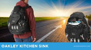 Oakley Kitchen Sink Bag by Oakley Kitchen Sink Backpack Review Backpack Advice