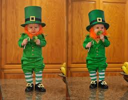 these photos of a real life baby leprechaun will make everyone