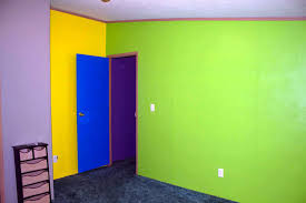 painting different colors on walls archives home combo