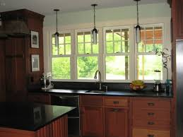 kitchen with windows cool kitchen window styles ideas for