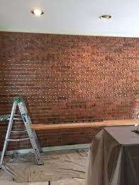 Interior Brick Veneer Home Depot Old Mill Brick Boston Mill Colonial Collection Thin Brick Flats
