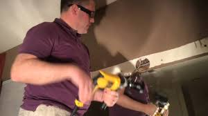 Installing A Bathroom Light Fixture by How To Move Light Fixtures And Junction Boxes Youtube