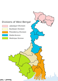 Images Of Blank Physical Map Of India by Divisions Of West Bengal Wikipedia
