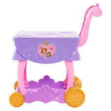 disney junior u0027s sofia delightful dining cart toys