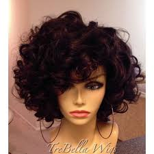 short curly bob wig 114 best full wigs images on pinterest wigs hair care and hair