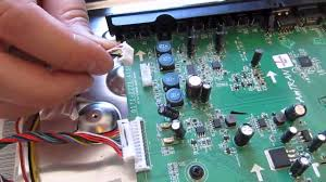 replacing led lights in tv lg 42lv4400 ua 42 led tv main board replacement fix for no power
