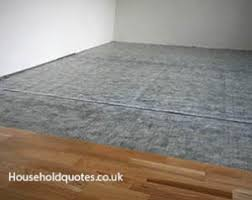 cost of soundproofing floors