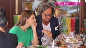 safai shiva instagram mohamed hadid shiva safai have lunch with friends at il pastaio