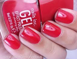 week 10 red coat tuesday manicured u0026 marvelous