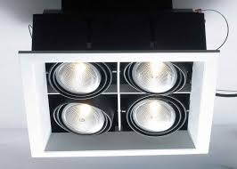 How To Design Home Lighting by Square Recessed Lighting Home Designs