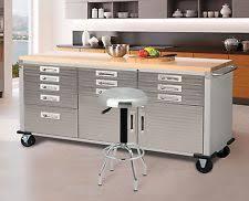 stainless steel workbench cabinets garage storage workbench steel shop work bench tool table shelf